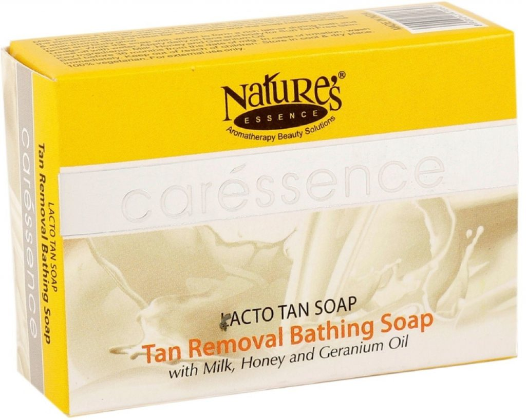 Lacto Tan Soap By Natures Essence