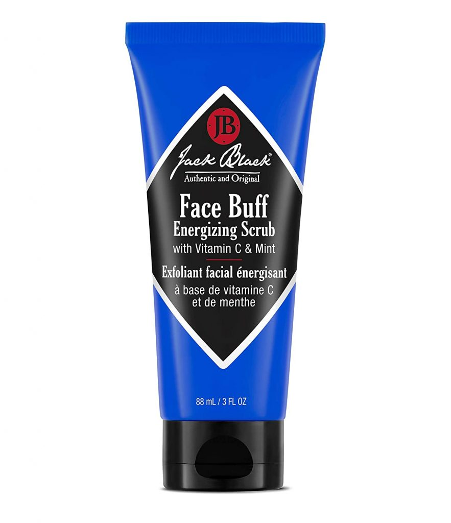Face Buff By Jack Black The Best Mens Face Scrub